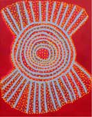 ABORIGINAL ART EXHIBITION 2015 ーアボリジニアート展ー